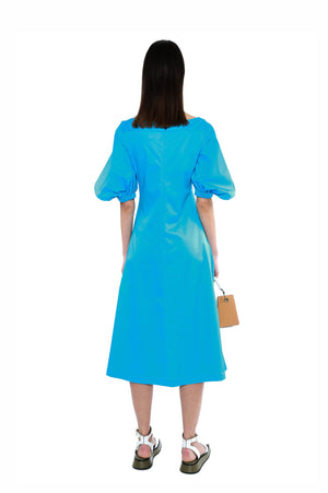 PINA DRESS TURQUOISE