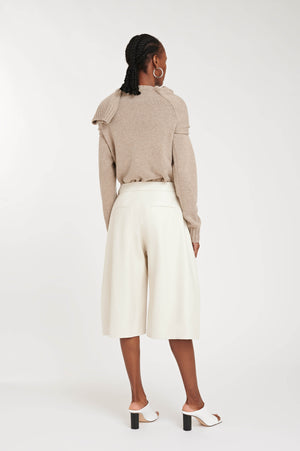 MARGIT CULOTTE OFF WHITE