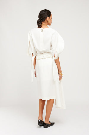DEIA SKIRT OFF WHITE