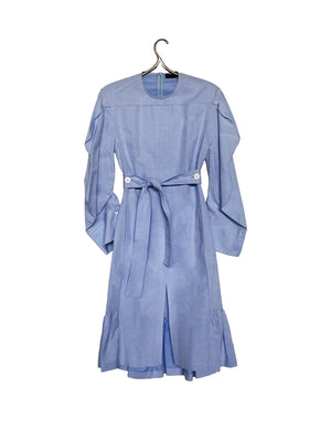 ELAINE DRESS (SKY BLUE)