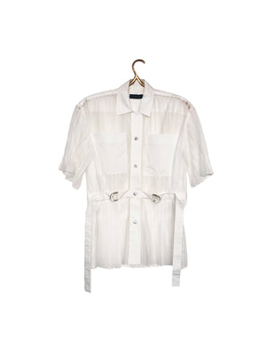 ENZO SHIRT (WHITE)