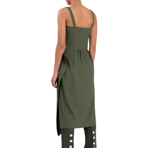 EVELEEN DRESS (GREEN)