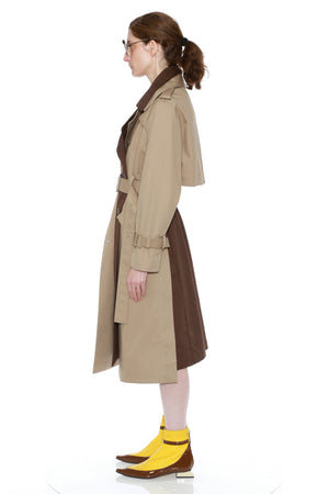 RAY TRENCH COAT A