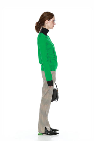 BRIGITTE JUMPER (GREEN/BLACK)