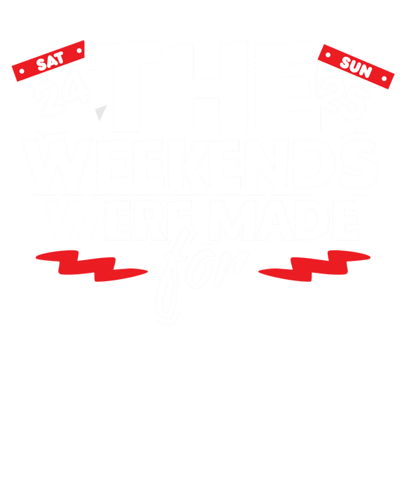 The Weekend Were Made For Bowling