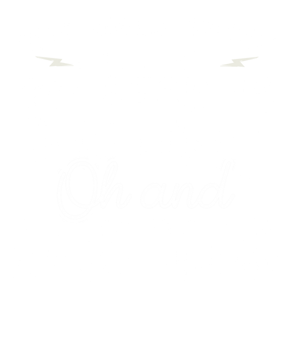 The Only Thing We Have To Fear is Fear Itself Oh and Not Being Able To Go Camping!
