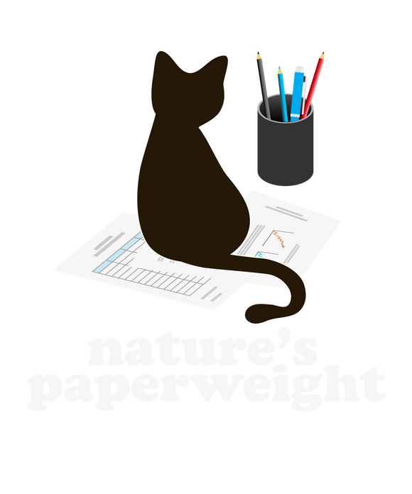 Cats Natures Paperweight