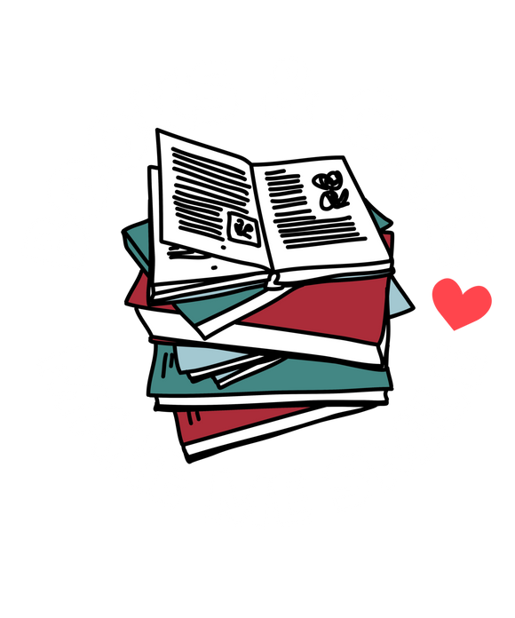 Books & Cats - Smile!