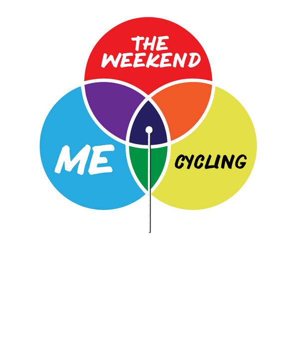 Cycling is My Happy Place