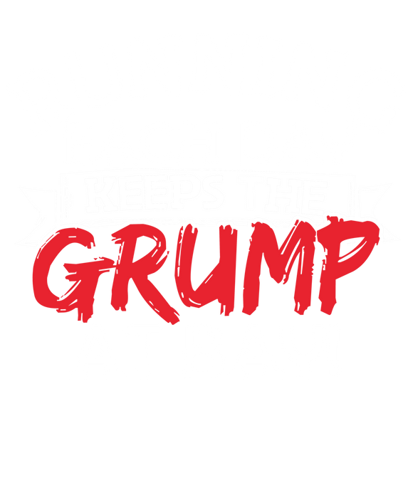 Running Each Day Keeps The Grump At Bay