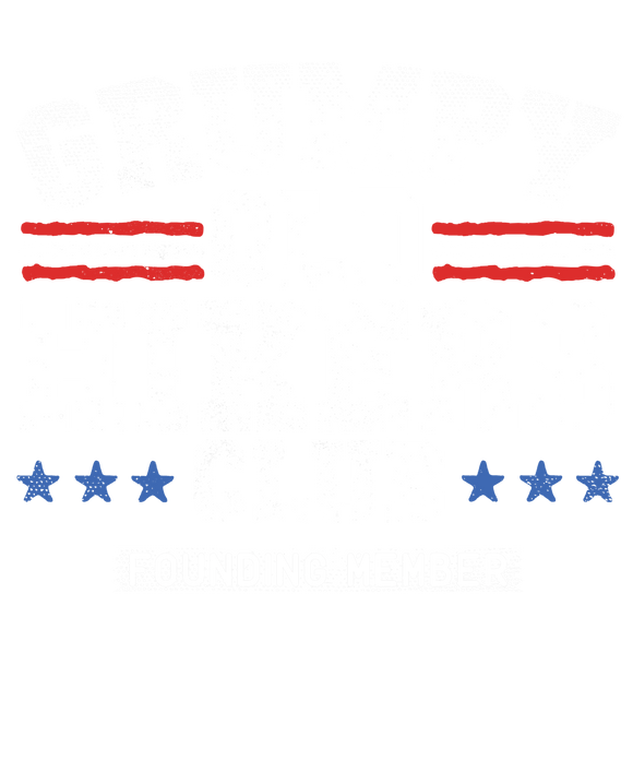 Grumpy Old Hikers Club Founding Member