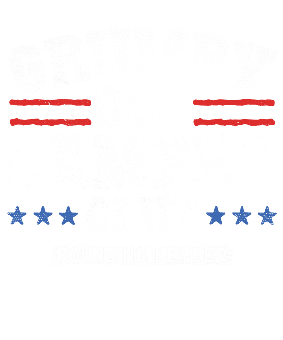 Grumpy Old Campers Club Founding Member