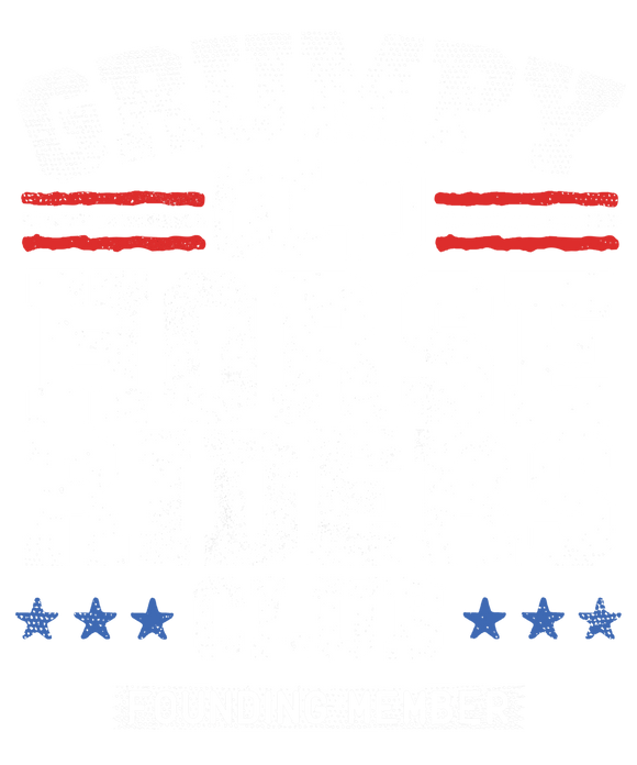 Grumpy Old Horse Riders Club Founding Member