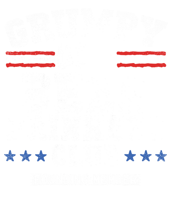 Grumpy Old Beer Drinkers Club Founding Member