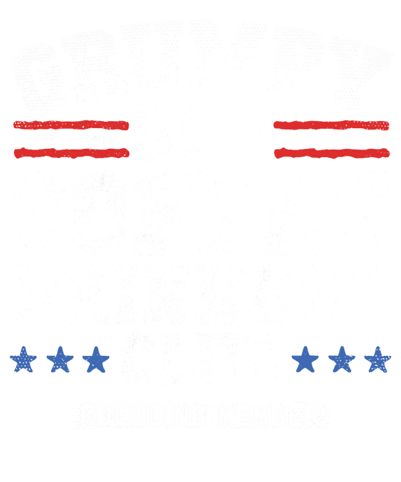 Grumpy Old Coffee Drinkers Club Founding Member