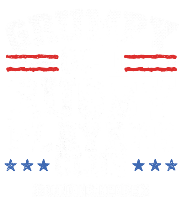 Grumpy Old Rugby Club Founding Member