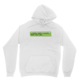 I Really Wish I Could Text my Cat Classic Adult Hoodie