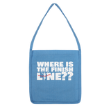 Where Is The Finish Line? Classic Tote Bag