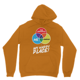 Camping is My Happy Place Classic Adult Hoodie