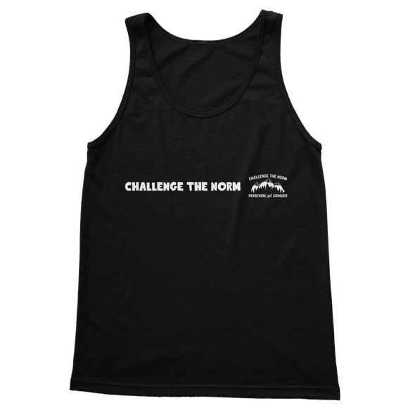 Challenge The Norm Active Classic Adult Tank Top