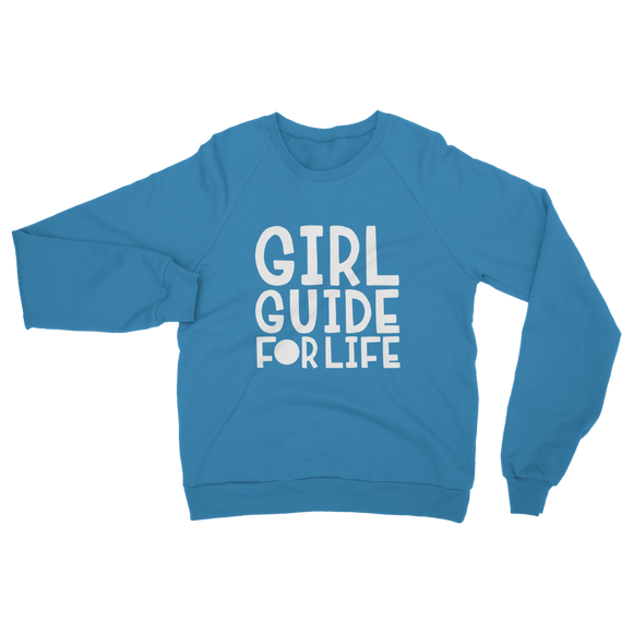 Girl Guide For Life Classic Adult Sweatshirt