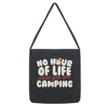 No Hour of Life is Wasted With A Camping Classic Tote Bag