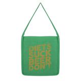 Diets Suck Beer Don't Classic Tote Bag