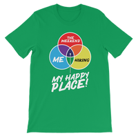 Hiking is My Happy Place Classic Kids T-Shirt