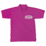 I Go Sailing Because It's Much Cheaper Than Therapy Classic Women's Polo Shirt