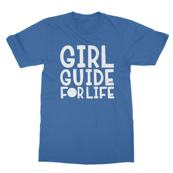 Girl Guide For Life Classic Adult T-Shirt
