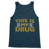 This Is My Drug Weightlifting Classic Women's Tank Top
