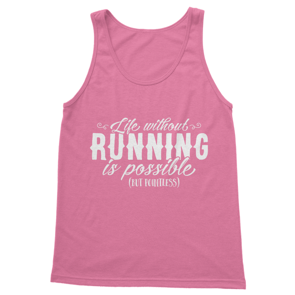 Life Without Running Classic Women's Tank Top