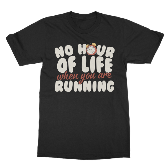 Running - Hour! Classic Adult T-Shirt