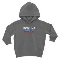 Bowling Buddy In Training Classic Kids Hoodie