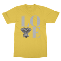Love Mechanic (DB00073) Classic Adult T-Shirt