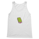 Book Marks are for Quitters! Classic Women's Tank Top