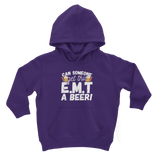 Can Someone Get This E.M.T a Beer! Classic Kids Hoodie