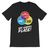 Video Games is My Happy Place Premium Kids T-Shirt