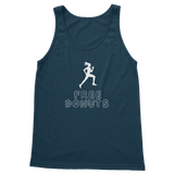 Free Donuts Classic Adult Tank Top