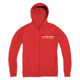 Brownie Leader (So Yeah, I'm Busy!) Guide Premium Adult Zip Hoodie