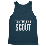 Trust Me, I'm A Scout Classic Adult Tank Top