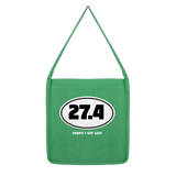 27.4 Sorry I Got Lost Classic Tote Bag