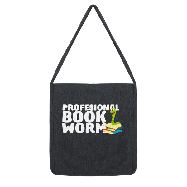 Professional Book Worm Classic Tote Bag