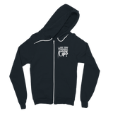 Do You Wanna Hook Up? Classic Adult Zip Hoodie