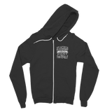 Sorry We Interrupt This Relationship To Bring You A Weekend Of Football! Classic Adult Zip Hoodie