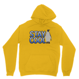 Stay Cool - Penguin Classic Adult Hoodie