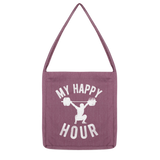 My Happy Hour Weightlifting Classic Tote Bag