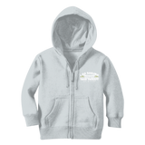 I Go Sailing Because It's Much Cheaper Than Therapy Classic Kids Zip Hoodie