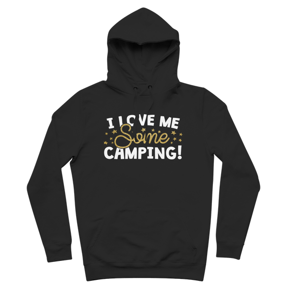 I Love Me Some Camping Premium Adult Hoodie