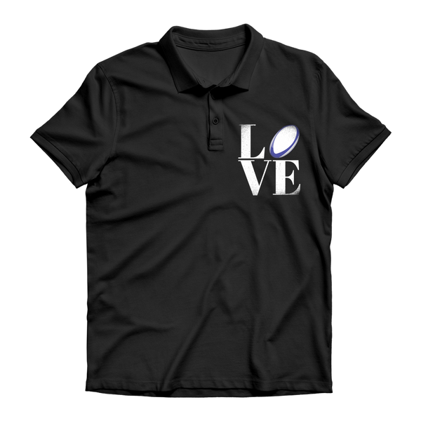 Love Rugby Premium Adult Polo Shirt